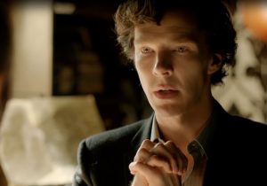 Honest Trailers takes on Benedict Cumberbatch's Sherlock, obviously
