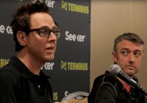 'Guardians of the Galaxy's' James Gunn gives deep advice to aspiring filmmakers