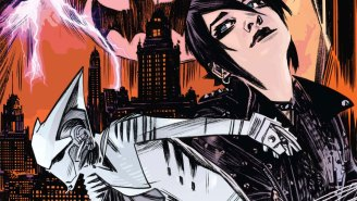 Exclusive: DC Comics' 'Mother Panic' #1 brings a different rich vigilante to Gotham