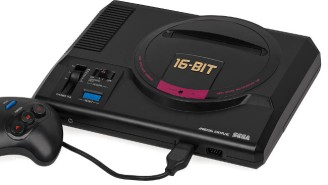 Just In Time For Christmas, The Sega Genesis Is Officially Back