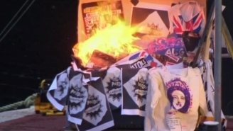 The Son Of The Sex Pistols' Manager Burned Close To $6 Million Worth Of The Band's Memorabilia