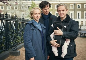 New 'Sherlock' Images Will Get You Primed For Season 4