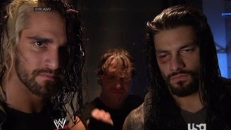 Seth Rollins Is 'Not Opposed To The Idea' Of A Shield Reunion Because Duh Of Course He Isn't