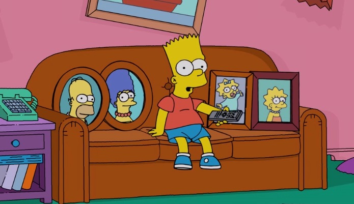 The New 'Simpsons' Couch Gag Is Extremely Morbid And A Little Upsetting
