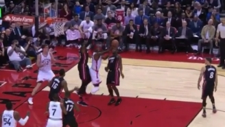 Terrence Ross Somehow Finished This Crazy No-Look Layup Facing Away From The Rim