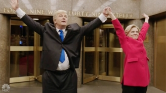 What's On Tonight: Martha And Snoop Host A Potluck And 'SNL' Airs It's Election Special