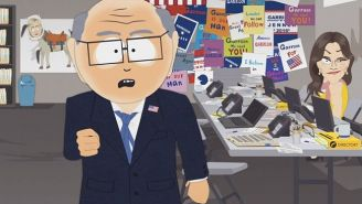 'South Park' Did Something It's Never Done Before In The Donald Trump Episode