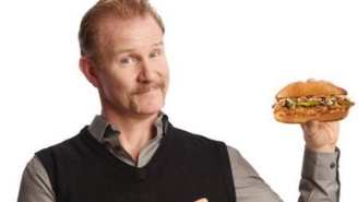 Morgan Spurlock Of 'Super Size Me' Is Getting Back Into Fast Food… By Selling It To You