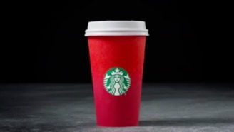 You Win, America: Starbucks' New Holiday Cups Are More Festive Than Ever