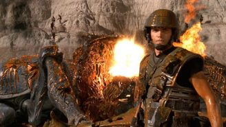 'Starship Troopers' Will Be Reborn And Rebooted By The Guys That Penned The 'Baywatch' Update