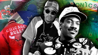 Look For The Star: How Starter Jackets Became The Iconic Clothing Of The Early '90s