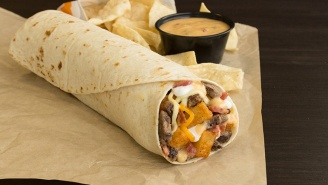 Rejoice! You Can Finally Get Your Queso Fix Met At Taco Bell