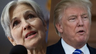 Donald Trump Labels Jill Stein's Recount Efforts 'A Scam' As The Fundraiser Nears $6 Million