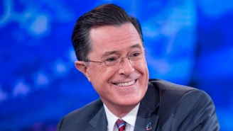 Stephen Colbert Worried He Couldn't Maintain His 'Colbert Report' Character 'Without Hurting Someone'