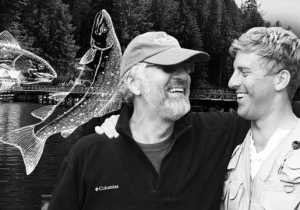 Chasing Fish And Thinking About Fatherhood In The Wilds Of Alaska