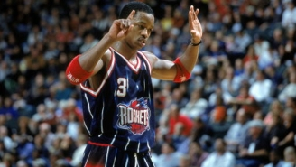 Former NBA Star Steve Francis Was Arrested On Suspicion Of DWI