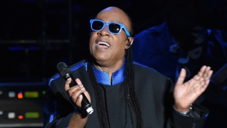 Stevie Wonder Sent His First Tweet Ever And It's A Dreamy Call To Action For Dr. Martin Luther King Jr.