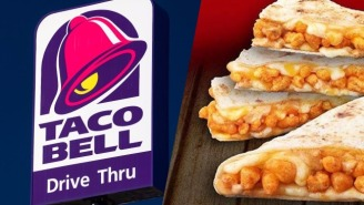 Taco Bell's New Cheetos Quesadillas May Just Be What We Need This Christmas