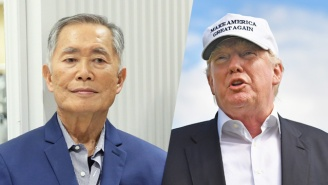 George Takei: Trump's Muslim Registry Proposal Opens 'Deep Wounds' From My Time In An Internment Camp