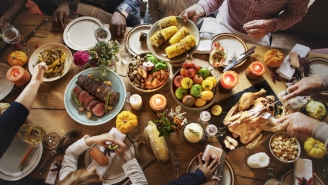 A Guide To Eating As Much Thanksgiving Food As Possible