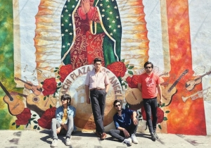 Introducing The Tracks: An East LA Band Making Indie Rock Good Again