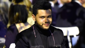 'Starboy' First-Week Sales Projections Have The Weeknd Looking At Another No. 1