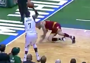 Bucks Rookie Thon Maker Made Chris Andersen Look Silly On This Nasty Step Back Jumper
