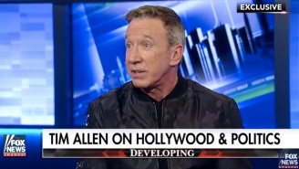 Tim Allen Thinks Trump Supporters Are Being Unfairly Bullied By Hollywood Liberals