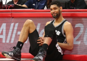 The Spurs Will Retire Tim Duncan's Number In December
