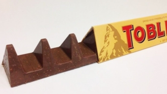 Toblerone Changed Its Iconic Shape And, Suffice To Say, People Are Not Taking It Well