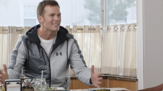 Tom Brady Is Ready To Mock Himself Over DeflateGate In This Hilarious New Foot Locker Ad