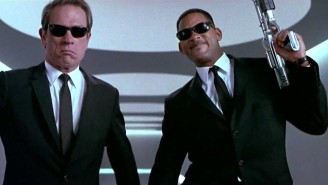 Pug Divas, Fake Graffiti, And Other 'Men In Black' Facts You May Not Know