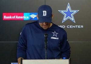 Tony Romo Read An Emotional Statement On Losing His Cowboys QB Job To Dak Prescott