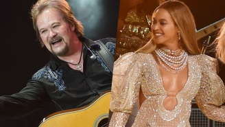 Travis Tritt Criticizes The CMAs For Having Beyonce Perform And Then Pays The Price