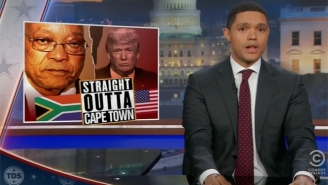 Trevor Noah Finds Inspiration To Think About Home Thanks To Trump's Impending Presidency