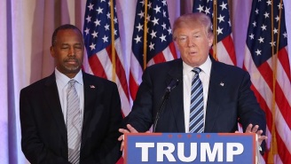 Report: A New List Of Potential Trump Cabinet Picks Includes Ben Carson For A Surprising Post