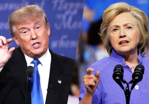 A New National Poll Shows Donald Trump Leading Hillary Clinton By One Point