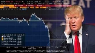 U.S. Stock Futures Plummet As Donald Trump Gains Momentum In Key Battleground States