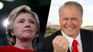 A Trump Rally Speaker Openly Fantasized About Hillary Clinton And Huma Abedin's Death