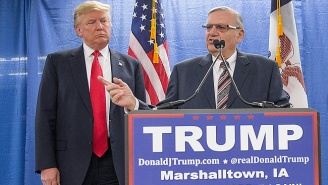 We Likely Haven't Seen The End Of Sheriff Joe Arpaio Thanks To The Trump White House