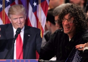 Howard Stern Suggests Donald Trump Only Ran For President To Negotiate A Better Deal With NBC