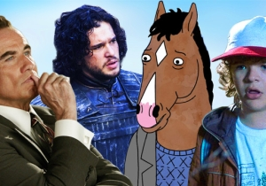 An Incomplete List Of TV Things To Be Thankful For This Year