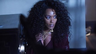 The One And Only Angela Bassett Signs On For Marvel's 'Black Panther' In A Key Role