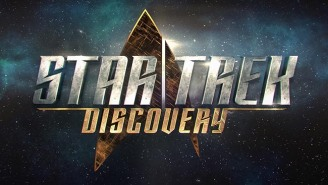 There's Still No Release Date In Sight For 'Star Trek Discovery'