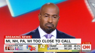 Van Jones Gave Voice To Everyone Who Is Scared Of A Donald Trump Presidency On CNN