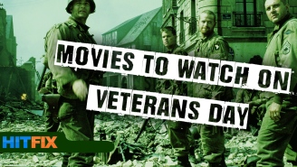 Movies we love to watch on Veterans Day