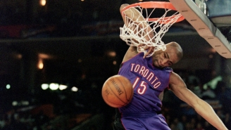 Vince Carter Made It Very Clear He Will Not Compete In The NBA Slam Dunk Contest
