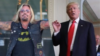 Vince Neil Of 'Mötley Crüe' Fame Will Perform At Donald Trump's Presidential Inauguration Because Why Not
