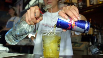 Mixing Vodka And Red Bull Doesn't Really Get You As Drunk As You Thought