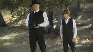 Review: 'Westworld' hangs out at headquarters in 'The Adversary'